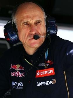Franz Tost, Team Principal de Toro Rosso