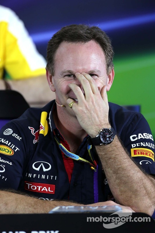 Christian Horner, Red Bull Racing, Sportif Direktör