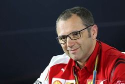 Stefano Domenicali, Scuderia Ferrari Sportief directeur