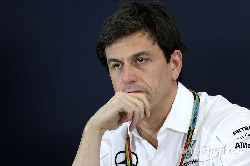 托托·沃尔夫, 梅赛德斯 AMG F1车队 车队股东兼执行官