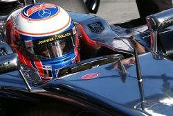 Jenson Button, McLaren MP4-29.