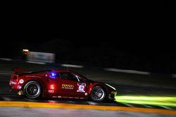 #62 Risi Competizione Ferrari F458: Gianmaria Bruni, Giancarlo Fisichella, Matteo Malucelli