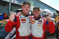 Robin Liddell et Andrew Davis vainqueurs en GS