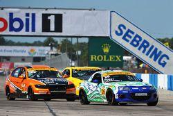 #26 Freedom Autosport Mazda MX-5: Randy Pobst, Andrew Carbonel