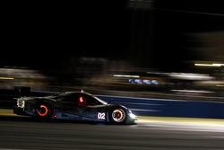 #02 Chip Ganassi Racing Riley DP Ford EcoBoost: Tony Kanaan, Scott Dixon, Sage Karam