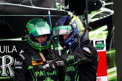Scott Sharp e David Brabham