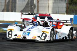 #88 BAR1 Motorsports ORECA FLM09: 查普曼·迪科特, 马丁·普洛曼, 托米·德里西, 道格·比勒费尔德