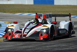 #6 Pickett Racing ORECA Nissan: Klaus Graf, Lucas Luhr, Jann Mardenborough