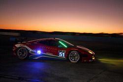 #51 Spirit of Race 法拉利 458 Italia: 马特·格里芬 , 杰克·耶贝尔, 米歇尔·鲁格罗, 马尔科·乔奇