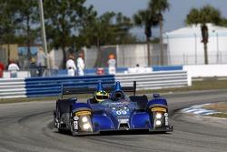 #09 RSR Racing ORECA FLM09: Duncan Ende, Bruno Junqueira, David Heinemeier Hansson