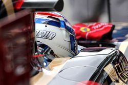Romain Grosjean, Lotus F1 Takımı