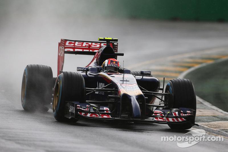 Даниил Квят, Toro Rosso, 2014 год