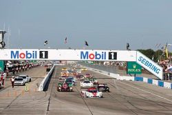 Via: #5 Action Express Racing Corvette DP Chevrolet: Joao Barbosa, Christian Fittipaldi, Sébastien B