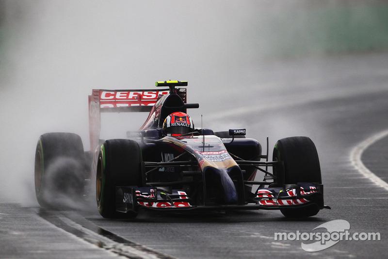 Toro Rosso 2014: Daniil Kvyat, Toro Rosso TR9