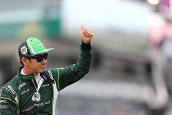 Kamui Kobayashi, Caterham F1 Takımı