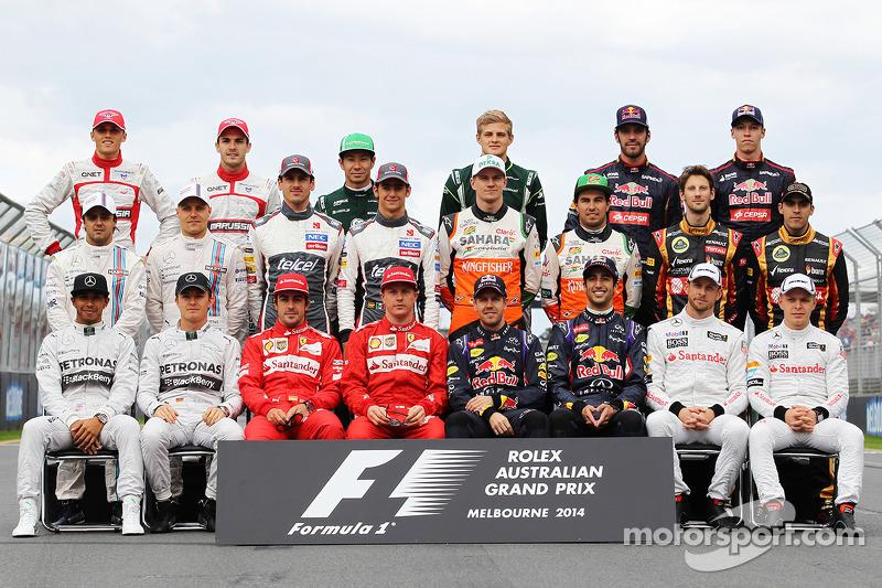 Участники сезона-2014