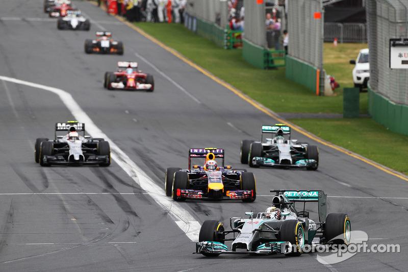 4- GP de Australia 2014: 26 años, 11 meses y 13 días