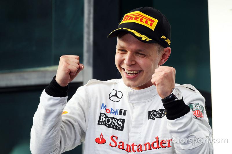 2014 - Kevin Magnussen, McLaren