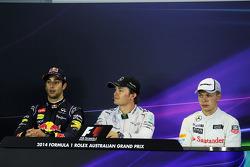 Nico Rosberg, vainqueur