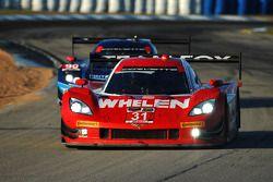#31 Marsh Racing Corvette DP Chevrolet: Eric Curran, Boris Said, Guy Cosmo