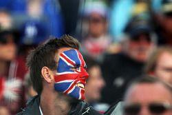 A british race fan
