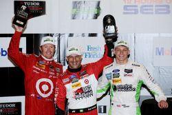I leader del Nord America Endurance Cup Scott Dixon, Tony Kanaan, Sage Karam
