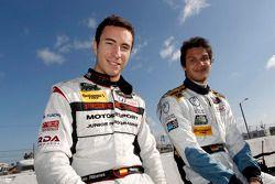 Alex Riberas e Mario Farnbacher
