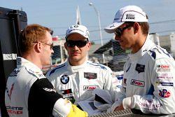 Robin Liddell, Dirk Werner e John Edwards