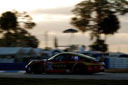 #30 NGT Motorsport Porsche 911 GT America: Henrique Cisneros, Christina Nielsen, Kuba Giermaziak
