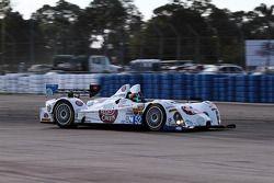 #52 PR1/Mathiasen Motorsports ORECA FLM09 Chevrolet: Gunnar Jeannette, Frankie Montecalvo, Mike Guas