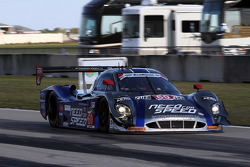 #60 Michael Shank Racing with Curb/Agajanian Riley DP Ford EcoBoost: John Pew, Oswaldo Negri, Justin Wilson