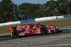 #70 SpeedSource Mazda Mazda: Sylvain Tremblay, Tom Long, Ben Devlin