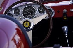 HoF Charity Laps: Détail de la Ferrari 250 Testa Rossa