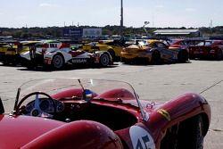 HOF Carità Laps: Ferrari 250 Testa Rossa