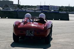 HoF Charity Laps: Derek Bell pilote la Ferrari 250 Testa Rossa