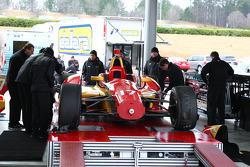 Sebastian Saavedra的赛车