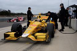 Ryan Hunter-Reay, Andretti雪佛兰车队