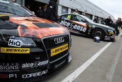 Rob Austin Racing Audi
