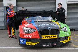 De onthulling van Rob Collards eBay Motors BMW