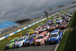 2014 BTCC grid