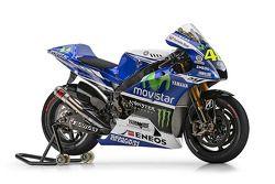La motocicleta de Valentino Rossi, Yamaha Factory Racing