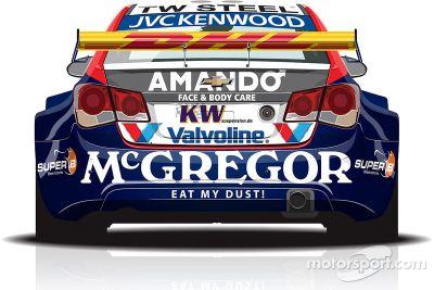 ROAL Motorsport livery unveil