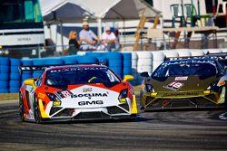 #69 GMG Racing Lamborghini Gallardo LP570-4 Super Trofeo: Tom O'Gara