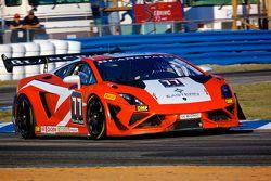 #77 Musante Motorsport Lamborghini Gallardo LP570-4 Super Trofeo: Joe Courtney