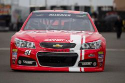 Justin Allgaier, HScott Motorsports Chevrolet