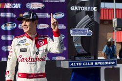Racewinnaar Kyle Larson