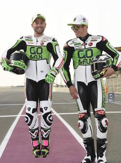 Alvaro Bautista ve Scott Redding