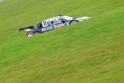 Mobil Super雪佛兰车队的阿蒂拉·阿布雷乌和小尼尔森·皮奎特