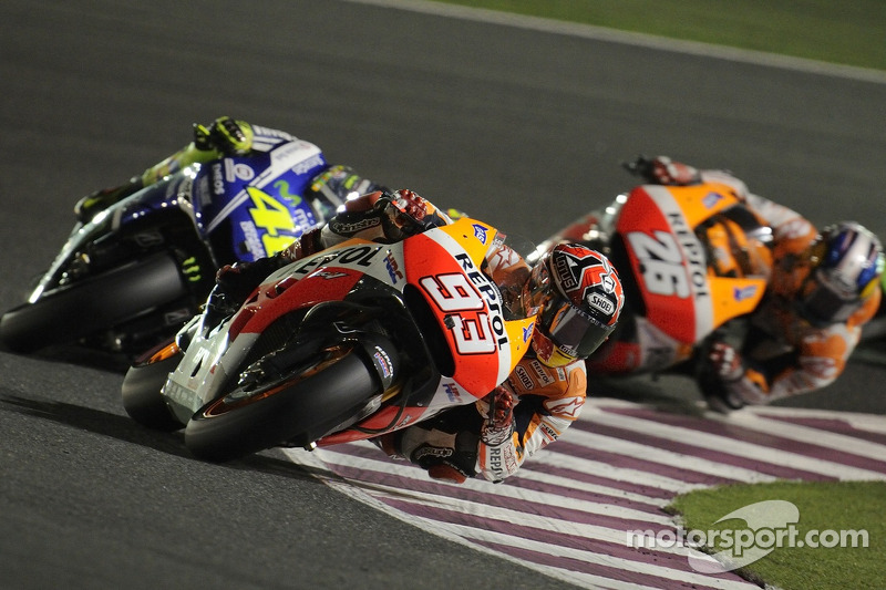#7: GP Katar 2014 in Losail