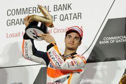 Terzo posto Dani Pedrosa, Repsol Honda Team